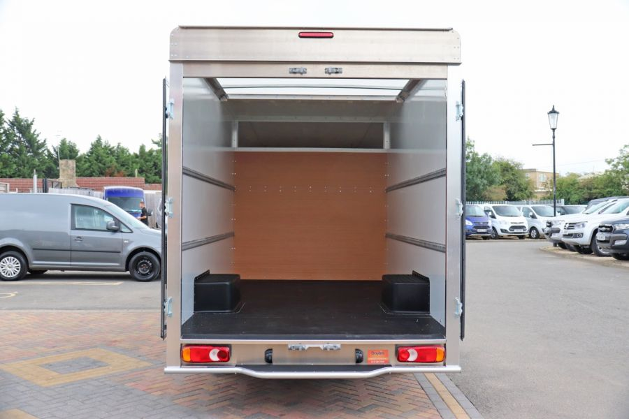 RENAULT MASTER LL35 DCI 130 BUSINESS ADURO LOW LOADER - 10126 - 26