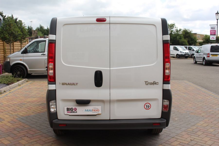 RENAULT TRAFIC SL27 DCI 115 SWB LOW ROOF - 6284 - 6