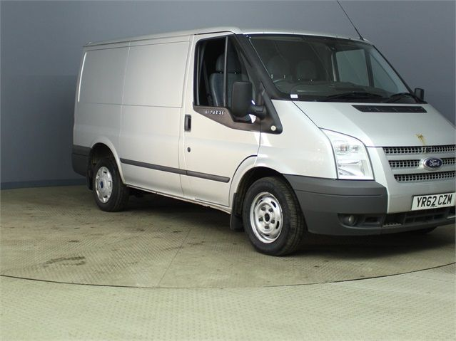 FORD TRANSIT 260 TDCI 100 TREND SWB LOW ROOF FWD - 6816 - 1