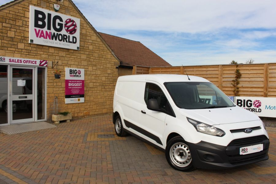 FORD TRANSIT CONNECT 210 TDCI 95 L2 H1 LWB LOW ROOF - 8421 - 2