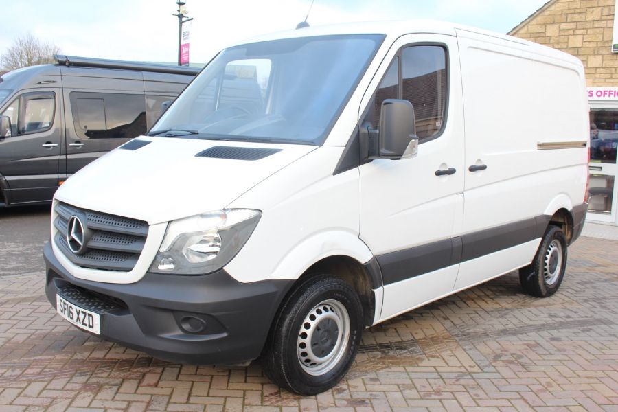 MERCEDES SPRINTER 313 CDI SWB STANDARD LOW ROOF - 8789 - 8