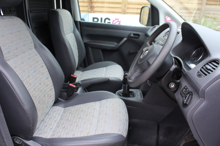 VOLKSWAGEN CADDY C20 TDI 75 - 6649 - 11
