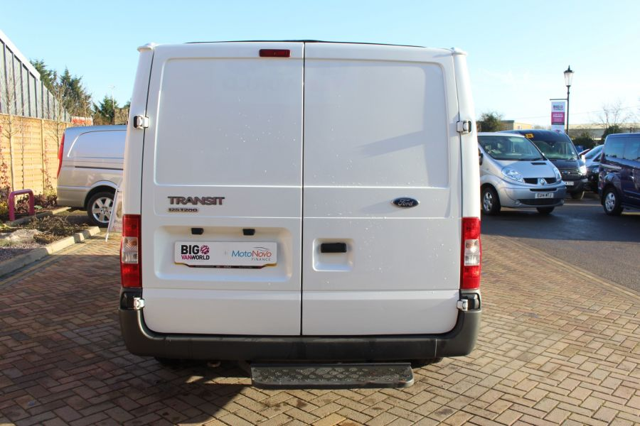FORD TRANSIT 280 TDCI 125 TREND SWB LOW ROOF FWD - 7044 - 6