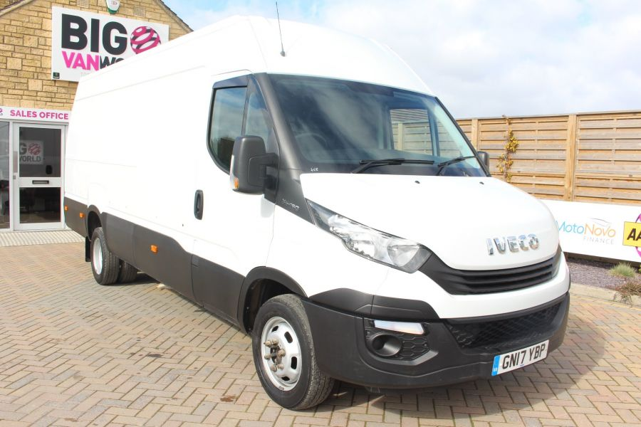 IVECO DAILY 35C16V 4100WB LWB HIGH ROOF - 8797 - 1