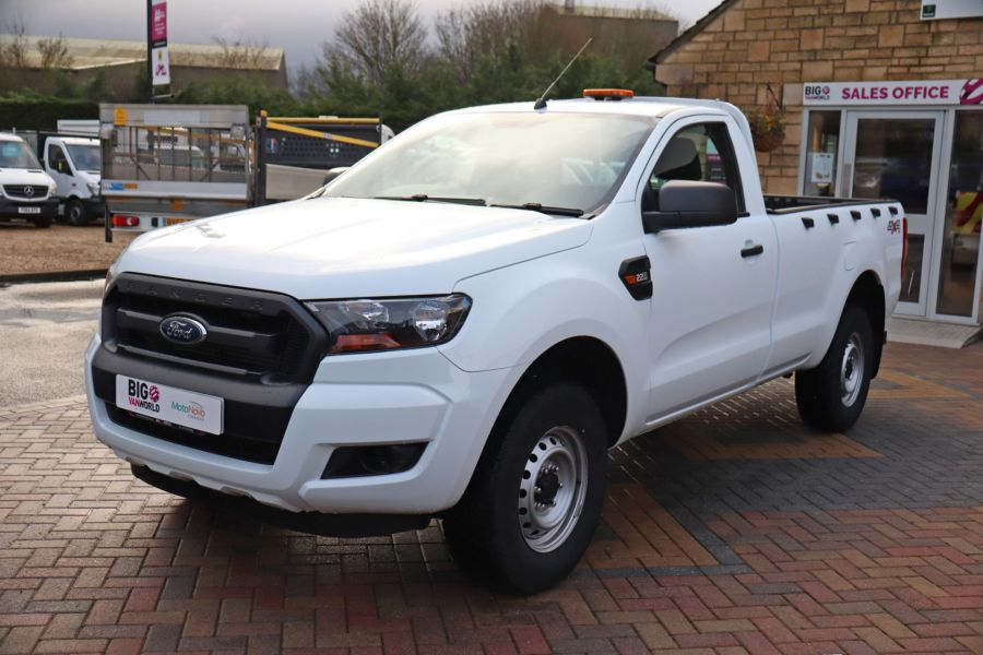 FORD RANGER 2.0 TDCI 170 XL SINGLE CAB ECOBLUE - 12021 - 11