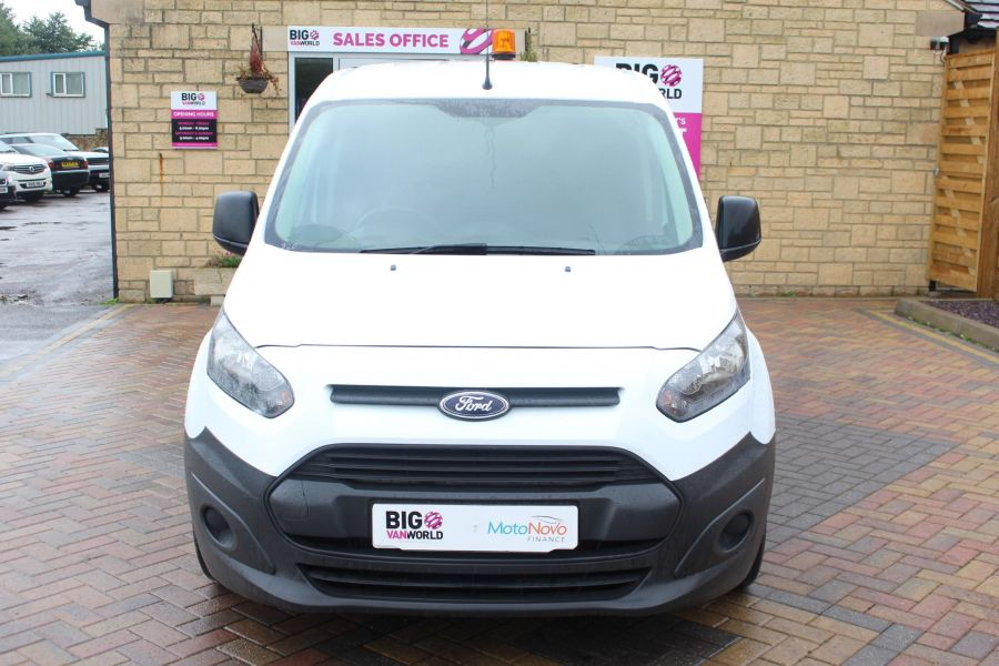 FORD TRANSIT CONNECT 200 TDCI 95 L1 H1 SWB LOW ROOF - 6616 - 9
