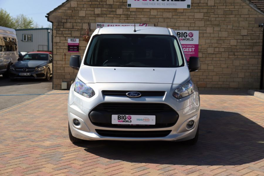 FORD TRANSIT CONNECT 240 TDCI 115 L2H1 TREND LWB LOW ROOF - 10422 - 11