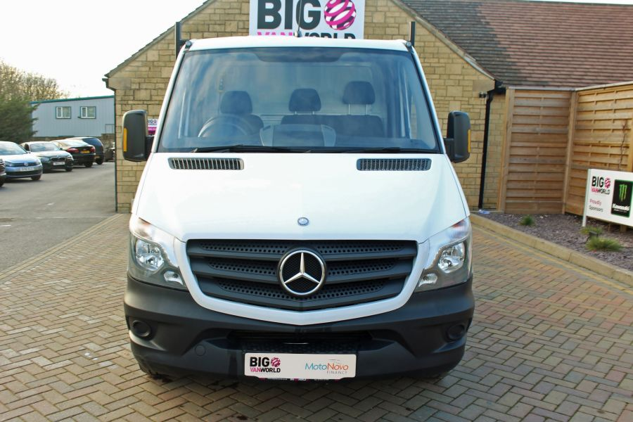 MERCEDES SPRINTER 313 CDI 129 MWB SINGLE CAB NEW BUILD ALLOY TIPPER - 9533 - 16