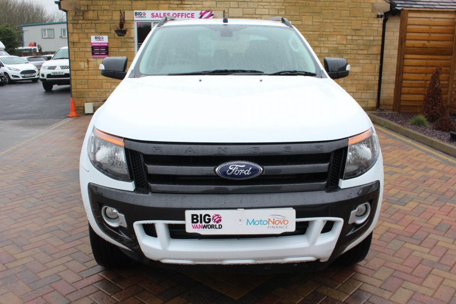 FORD RANGER WILDTRAK 4X4 TDCI 197 DOUBLE CAB - 7391 - 9