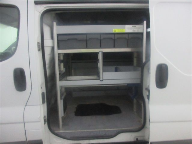 RENAULT TRAFIC LH29 DCI 115 LWB HIGH ROOF - 7202 - 14