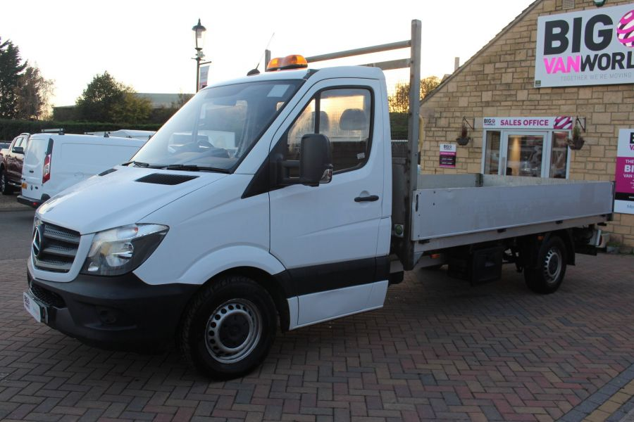 MERCEDES SPRINTER 313 CDI LWB ALLOY DROPSIDE - 6901 - 8