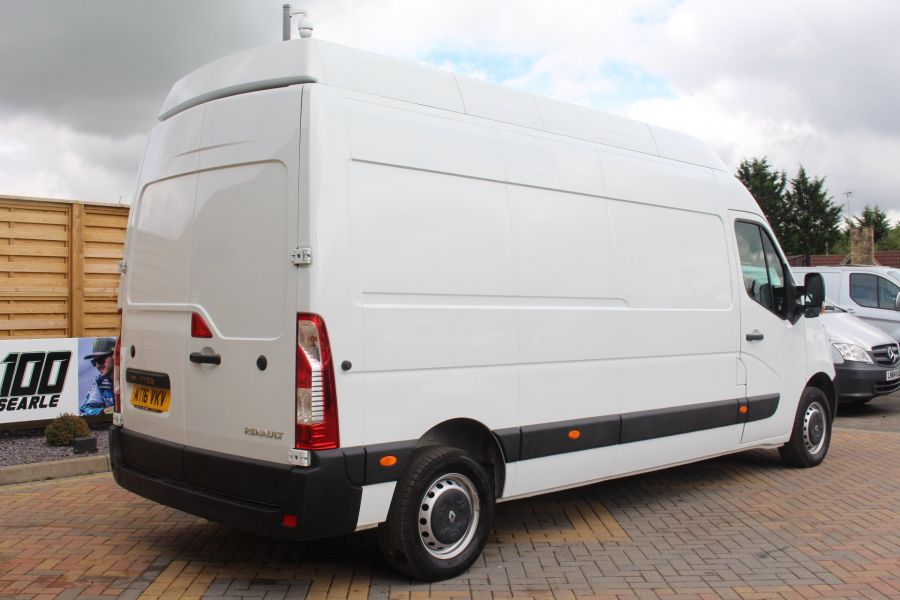 RENAULT MASTER LH35 DCI 125 BUSINESS LWB HIGH ROOF NEW SHAPE - 5678 - 5