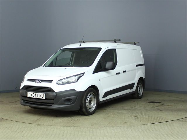 FORD TRANSIT CONNECT 210 TDCI 95 L2 H1 LWB LOW ROOF  - 6591 - 5