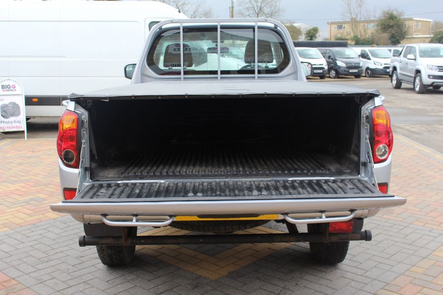 MITSUBISHI L200 DI-D 134 4X4 4LIFE LWB SINGLE CAB WITH TONNEAU COVER - 7477 - 19