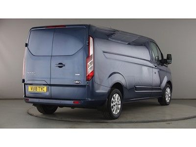 FORD TRANSIT CUSTOM 300 TDCI 170 L2H1 LIMITED LWB LOW ROOF - 11217 - 4