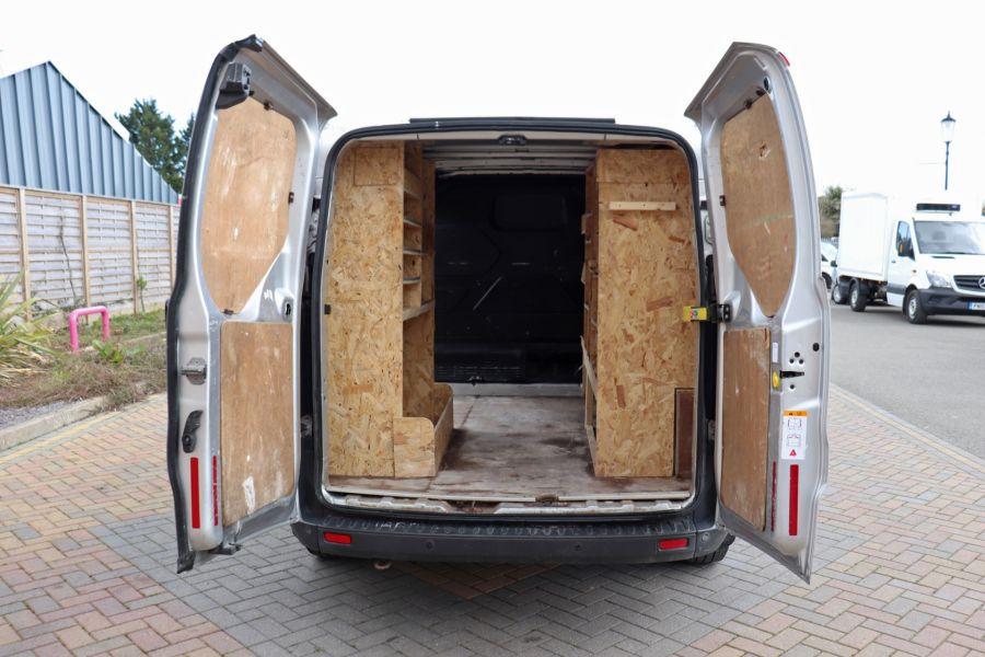 FORD TRANSIT CUSTOM 270 TDCI 125 L1H1 TREND SWB LOW ROOF - 10621 - 36