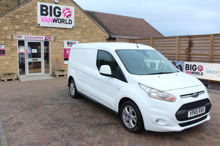 FORD TRANSIT CONNECT 240 TDCI 115 L2 L1 LIMITED LWB LOW ROOF - 8603 - 3
