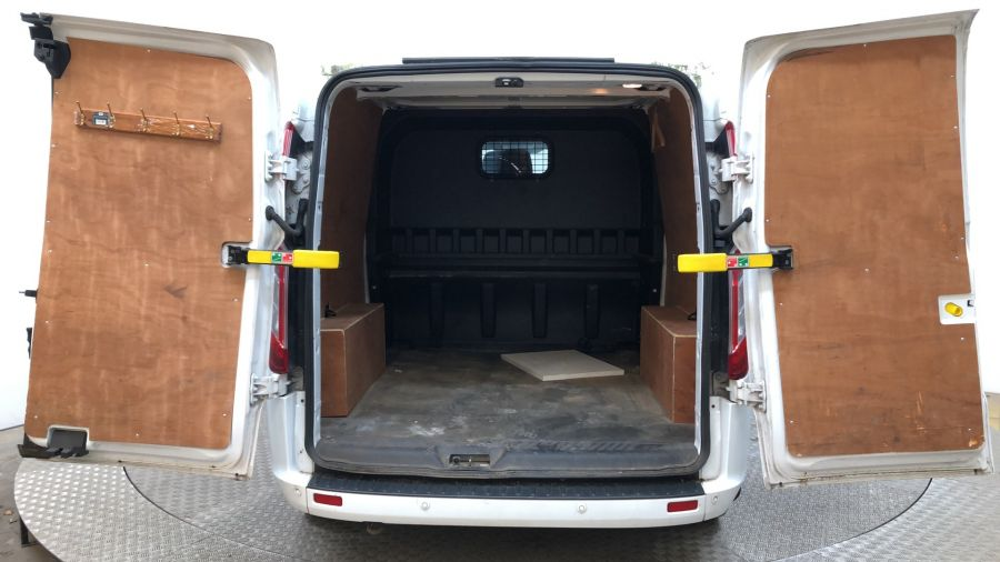 FORD TRANSIT CUSTOM 290 TDCI 125 L2H1 LIMITED DOUBLE CAB 6 SEAT CREW VAN LWB LOW ROOF FWD - 11880 - 5