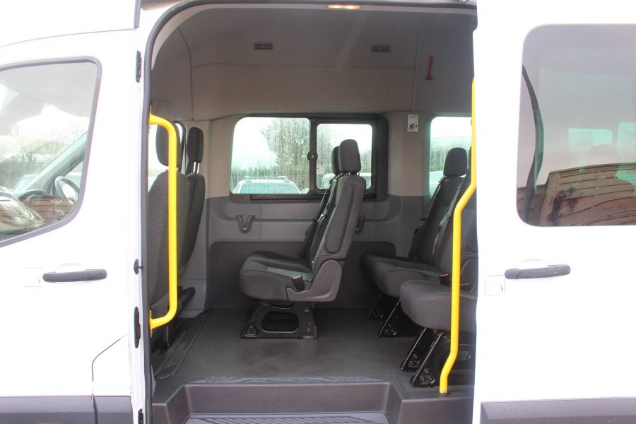 FORD TRANSIT 460 TDCI 125 TREND L4 H3 HIGH ROOF 17 SEAT BUS - 8551 - 16
