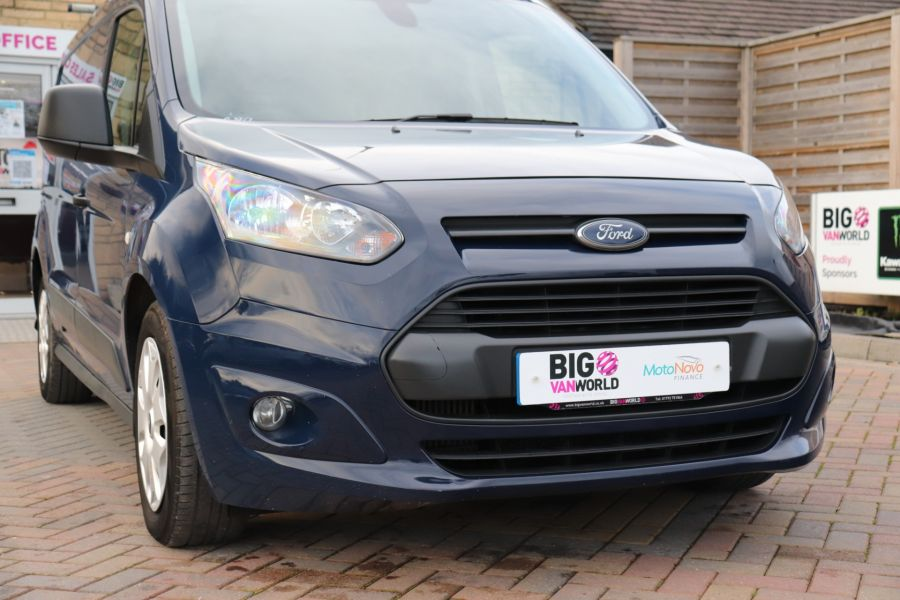FORD TRANSIT CONNECT 210 TDCI 100 L2H1 TREND LWB LOW ROOF - 11620 - 42