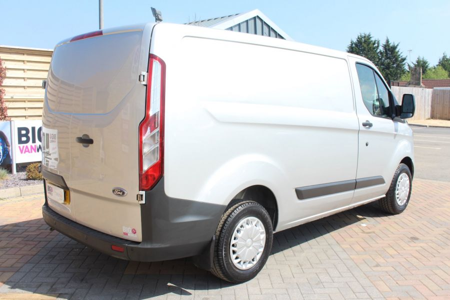 FORD TRANSIT CUSTOM 270 TDCI 100 TREND L1 H1 SWB LOW ROOF - 7163 - 5