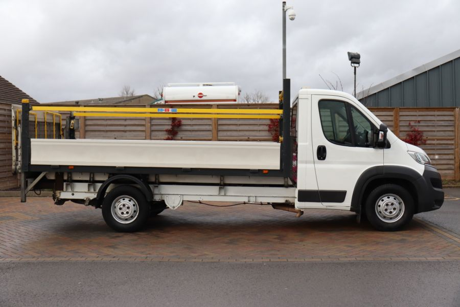 CITROEN RELAY 35 HEAVY HDI 150 ENTERPRISE L4 'ONE STOP' ALLOY DROPSIDE WITH TAIL LIFT - 10284 - 5