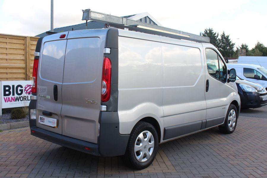 RENAULT TRAFIC SL29 DCI 115 L1 H1 SWB LOW ROOF - 6721 - 5