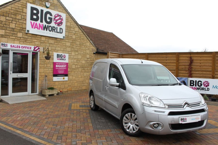 CITROEN BERLINGO 625 HDI 75 L1 H1 ENTERPRISE SWB LOW ROOF - 7423 - 2
