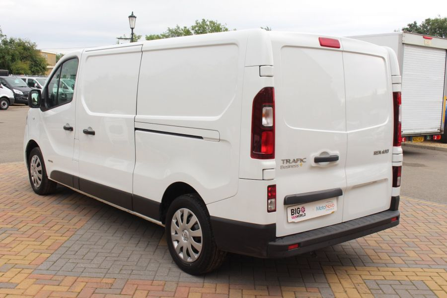 RENAULT TRAFIC LL29 DCI 115 L2 H1 BUSINESS+ PLUS LWB LOW ROOF - 6467 - 7