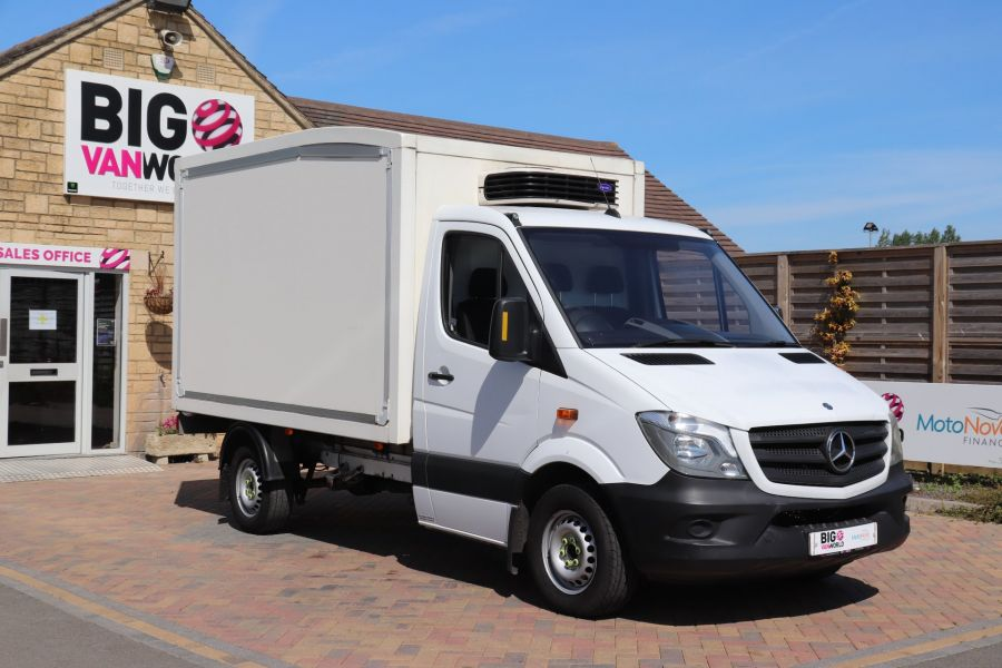 MERCEDES SPRINTER 313 CDI 129 MWB FRIDGE BOX - 10964 - 3