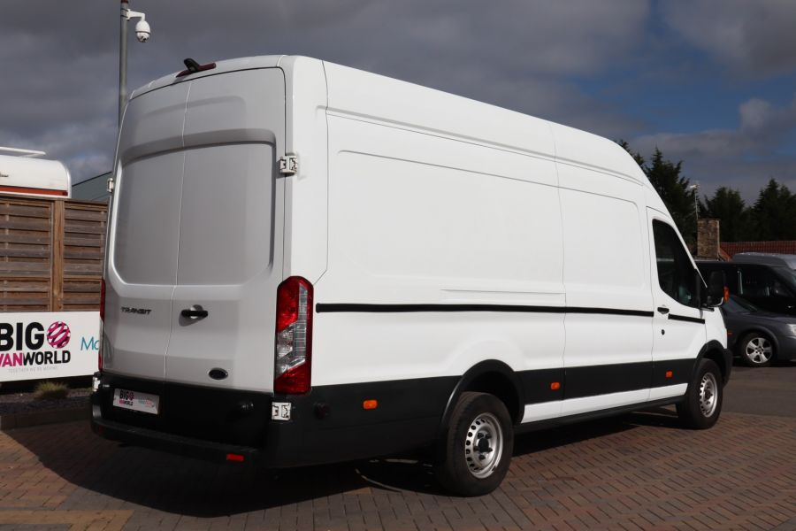 FORD TRANSIT 350 TDCI 125 L4H3 JUMBO HIGH ROOF RWD - 10472 - 6