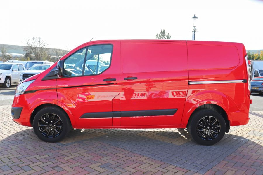 FORD TRANSIT CUSTOM 290 TDCI 170 L1H1 TREND COLOUR EDITION SWB LOW ROOF - 11530 - 9