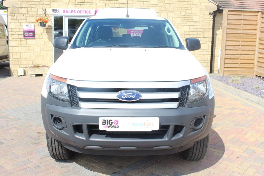 FORD RANGER TDCI 130 XL 4X4 DOUBLE CAB WITH TRUCKMAN TOP - 8119 - 9