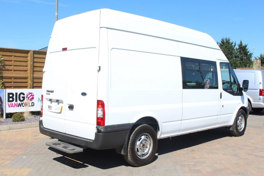 FORD TRANSIT 350 TDCI LWB HIGH ROOF 8 SEAT MESS UNIT - 6097 - 4