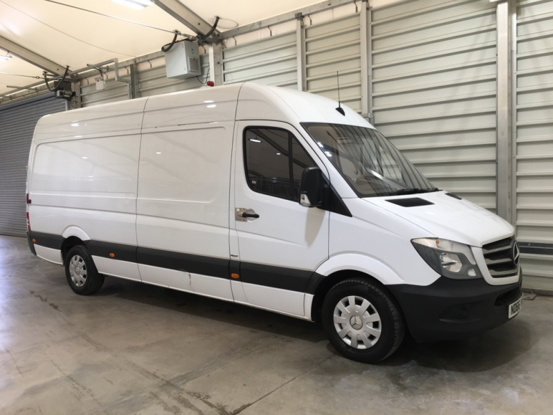 MERCEDES SPRINTER 314 CDI 140 PREMIUM EDITION LWB HIGH ROOF - 11256 - 1