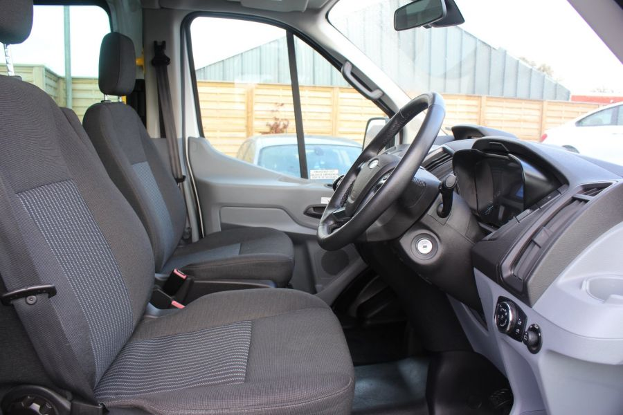 FORD TRANSIT 460 TDCI 125 TREND L4 H3 HIGH ROOF 17 SEAT BUS - 8551 - 10