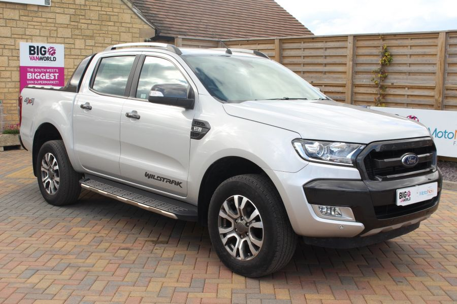 FORD RANGER WILDTRAK TDCI 200 4X4 DOUBLE CAB - 9158 - 1