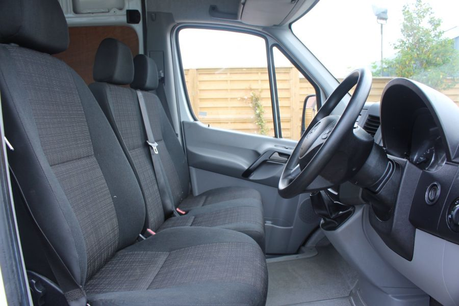 MERCEDES SPRINTER 313 CDI MWB HIGH ROOF 6 SEAT CREW VAN - 6303 - 11