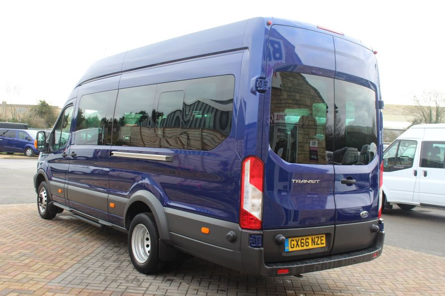 FORD TRANSIT 460 TDCI 125 TREND L4 HIGH ROOF 17 SEAT BUS - 8546 - 7