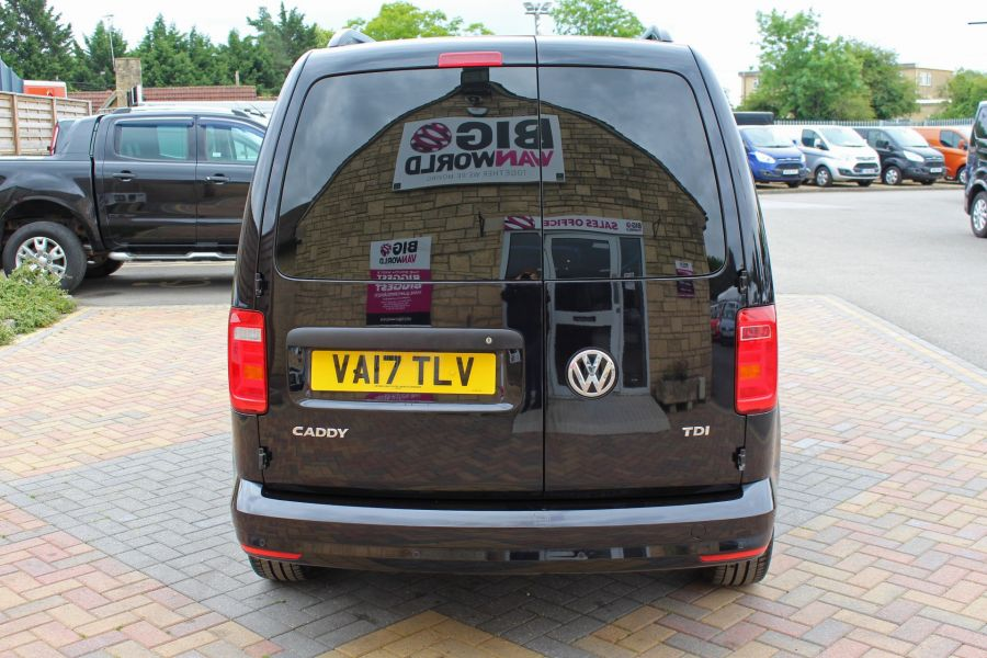 VOLKSWAGEN CADDY C20 TDI 102 BLACK EDITION - 9301 - 6