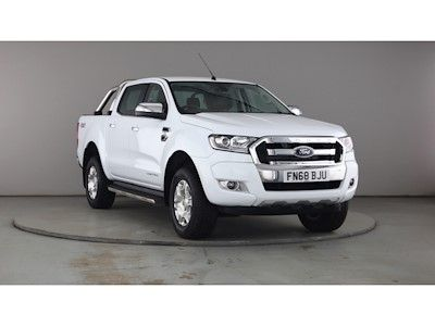 FORD RANGER TDCI 200 LIMITED 4X4 DOUBLE CAB WITH ROLL'N'LOCK TOP - 11455 - 1