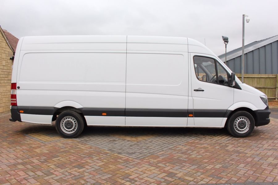 MERCEDES SPRINTER 313 CDI LWB HIGH ROOF - 5112 - 2