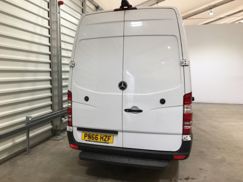 MERCEDES SPRINTER 314 CDI 140 LWB HIGH ROOF - 10890 - 4
