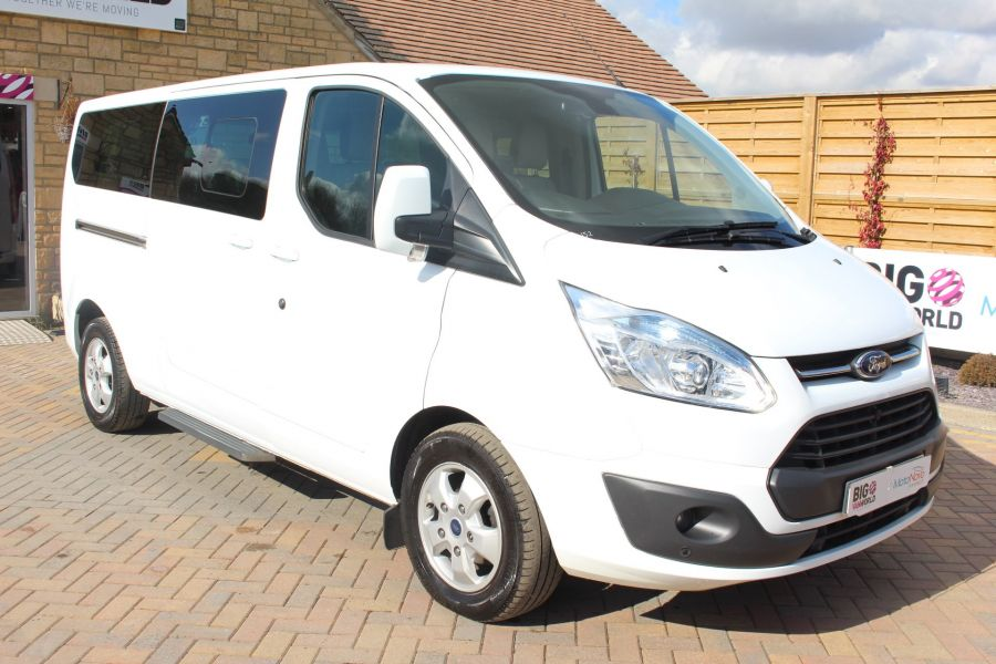 FORD TOURNEO CUSTOM 300 TDCI 125 L2 H1 LIMITED 9 SEAT MINIBUS SWB LOW ROOF FWD - 7215 - 3