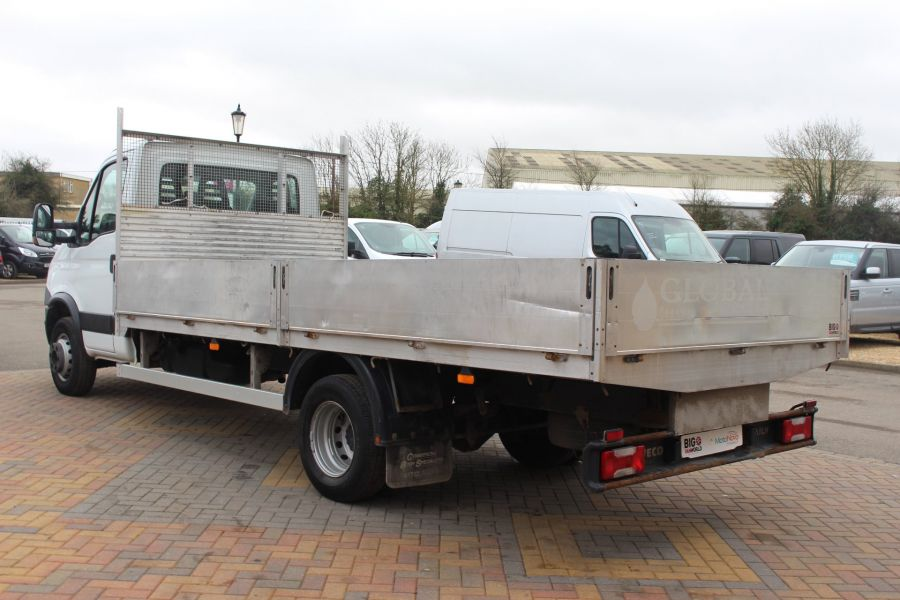 IVECO DAILY 70C17 16FT ALLOY DROPSIDE - 7217 - 7