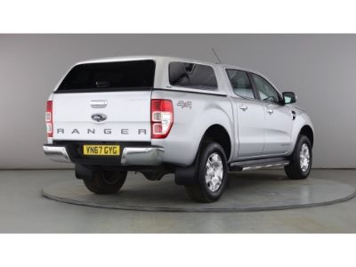 FORD RANGER TDCI 160 LIMITED 4X4 DOUBLE CAB WITH TRUCKMAN TOP - 10906 - 4