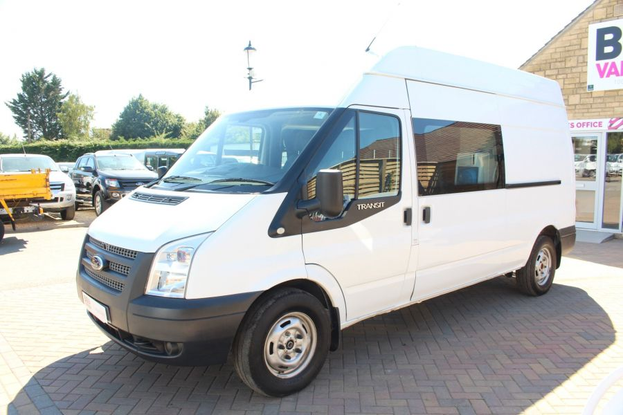 FORD TRANSIT 350 TDCI LWB HIGH ROOF 8 SEAT MESS UNIT - 6097 - 7