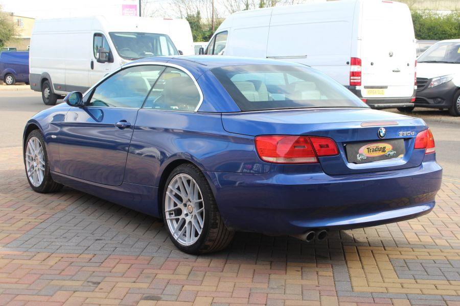 BMW 3 SERIES 330D SE AUTO CONVERTIBLE - 6042 - 5