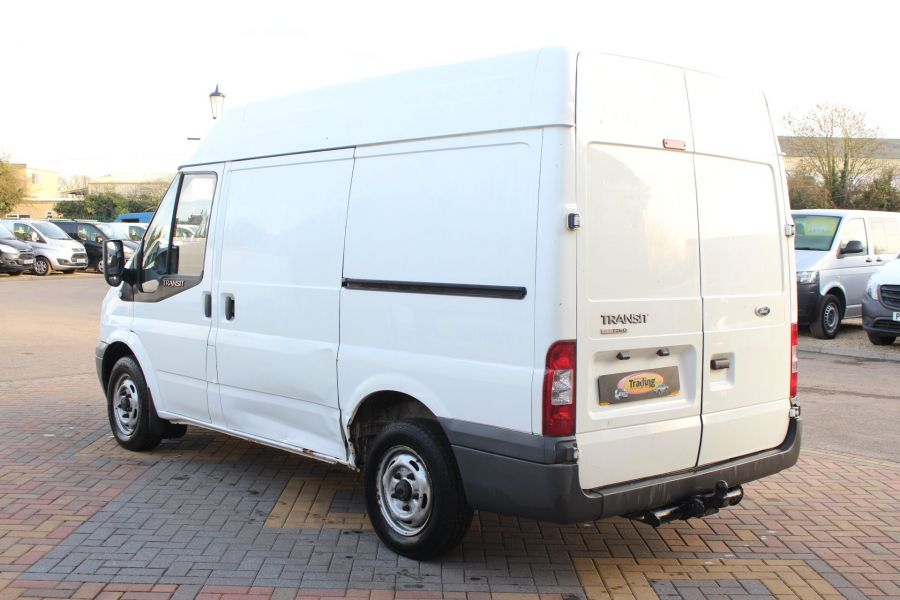 FORD TRANSIT 260 SWB SEMI HIGH ROOF NO VAT - 5782 - 5