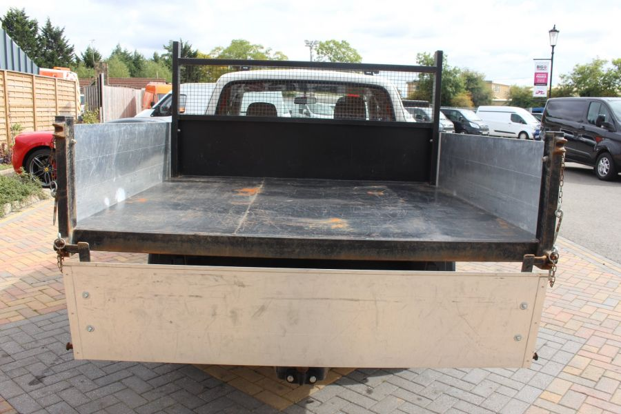 FORD RANGER XL 4X4 TDCI SUPER CAB ALLOY TIPPER - 6057 - 28